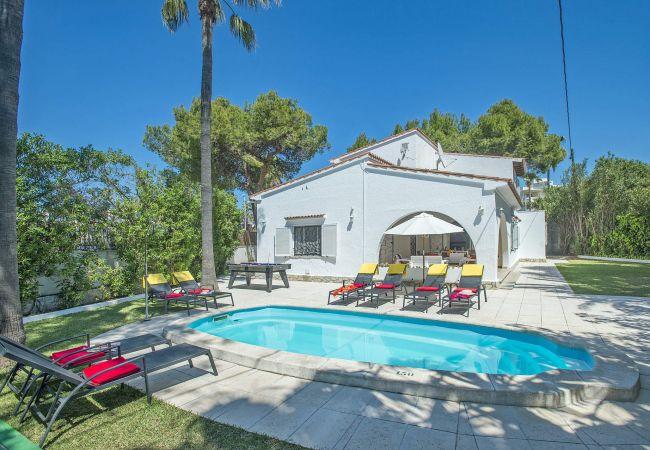 Villa in Alcúdia - Villa Alcudia Beach